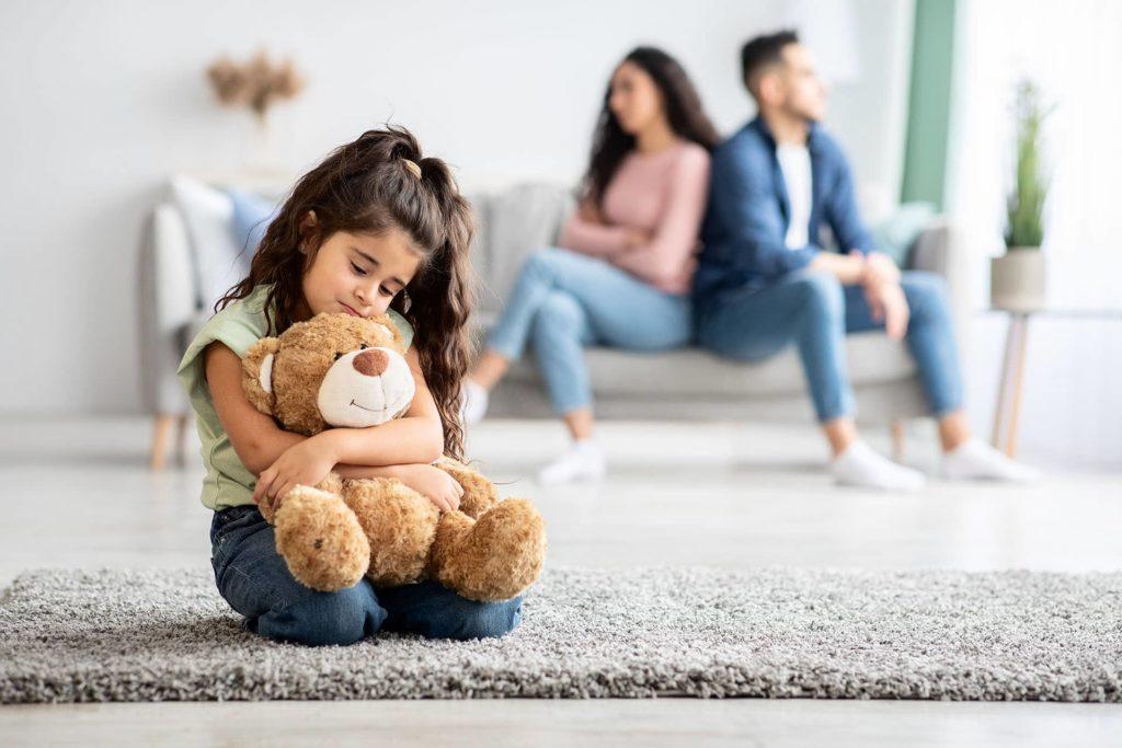 como divorciarse con hijos