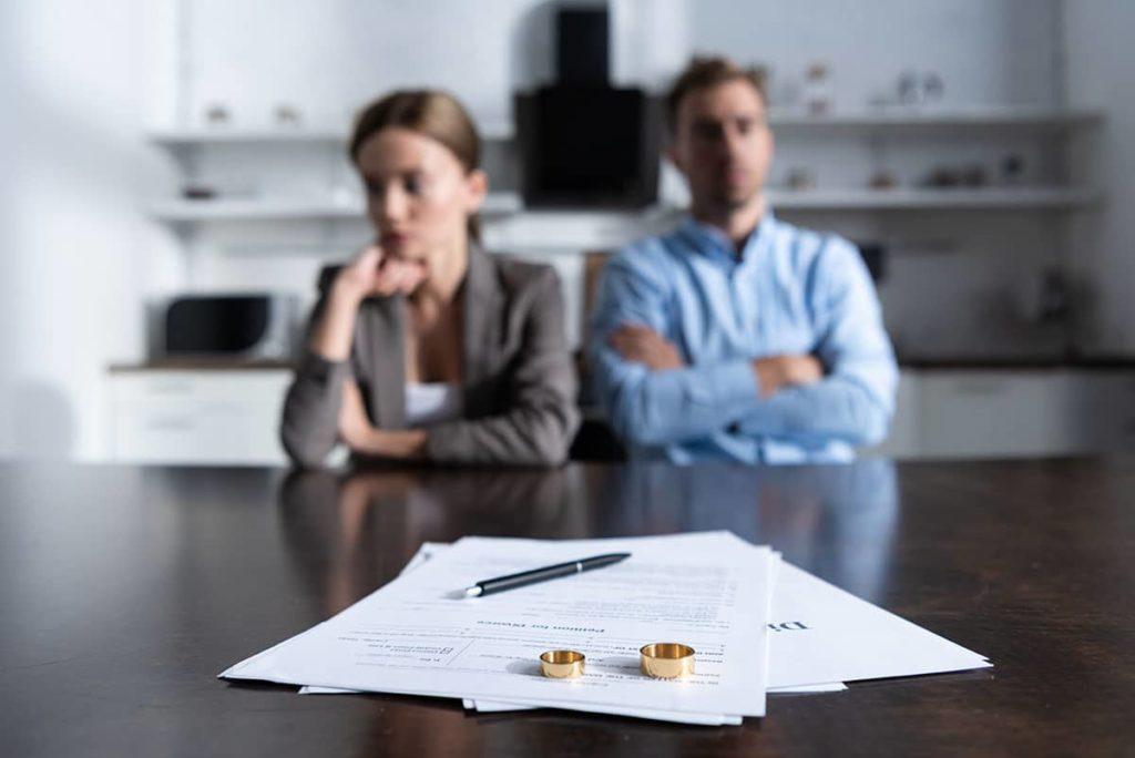 domicilio conyugal tras un divorcio