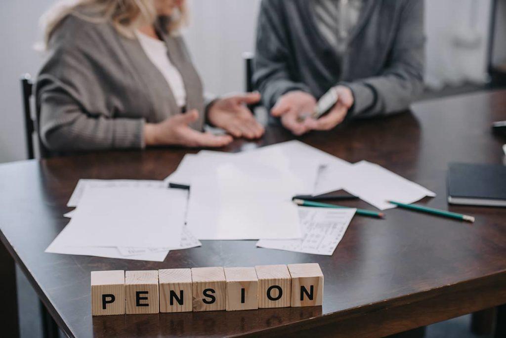 tipos de pensión compensatoria